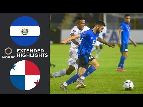 El Salvador vs. Panama: Extended Highlights   CONCACAF WCQ   CBS Sports Golazo