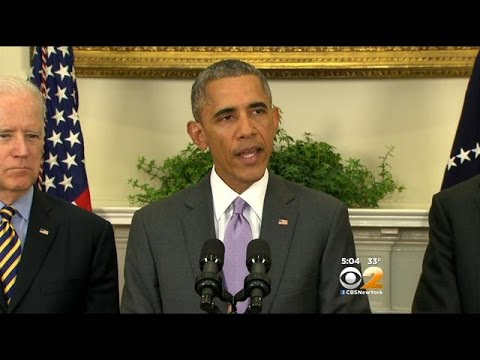 President Obama Asks For Authorization To Use Force Against ISIS