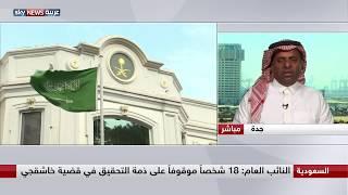 خالد باطرفي: السعودية كانت حريصة على التوثق من الحقائق قبل إعلان النتائج الأولية