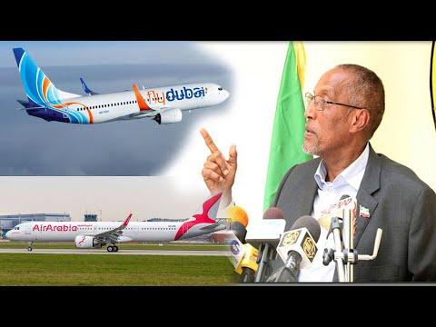 Muuse Biixi Oo Laga Codsaday In Uu Dib U Fasaxo Duulimaadyada Diyaaradaha Fly Dubai Iyo Al Caribiya – Borama News Network