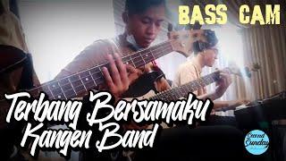 Download Terbang Bersamaku - Kangen Band (Cover Second Sunday Entertainment) Bass Cam.