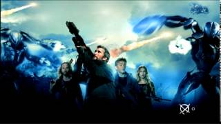Falling Skies: The Game footage