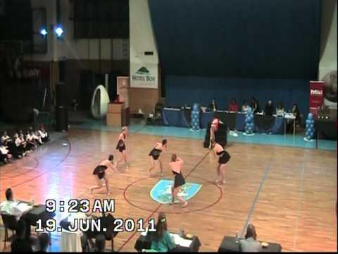Second chance, show dance group by Mimi Marčac Mirčeta