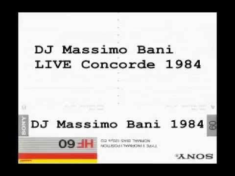 Massimo DJ Bani _ 1984