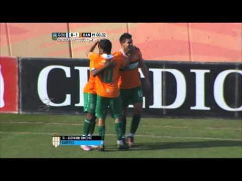 Gran victoria de Banfield en Mendoza