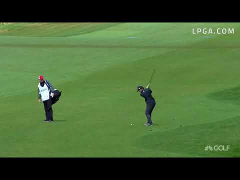 Lydia Ko Highlights Early Final Round Highlights - 2017 MCKAYSON New Zealand Women's Open