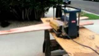 Wood Planer, Santa Monica.avi