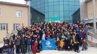 AGD Ankara Ortaokullar Komisyonu   2016 Bolu Gerede Kış Etkinlikleri Kampı