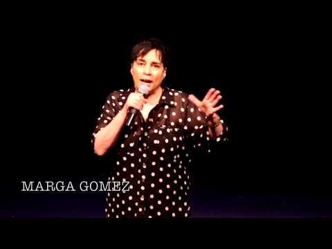 "Marga Gomez ""zumba face"""