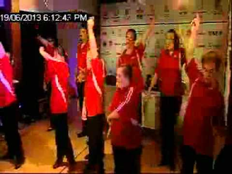 Special Olympics 2013 Asia Pacific Games Opening Ceremony Launch - NBN News 19/06/2013