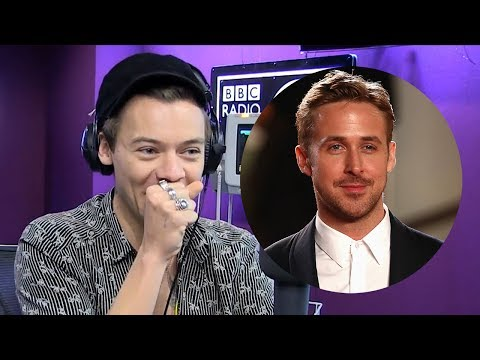 Ryan Gosling RESPONDS To Making Harry Styles' Heart Rate Jump