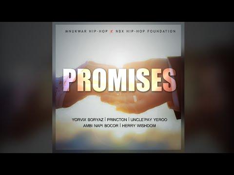 MNUKWAR X NBX - Promises (Official Video Lyric)