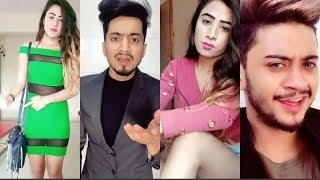 Best Duets Of Mr Faisu & Hasnain With Cute Girls..👫