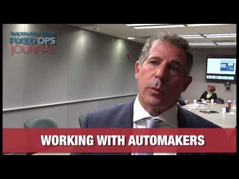 Automotive News Interview 04 - Working with automakers