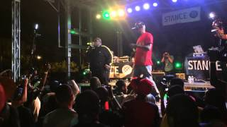 890 Eightball & MJG-Mr  Big-Live at #A3C @DAREAL_8Ball @pimptypemjg @A3C