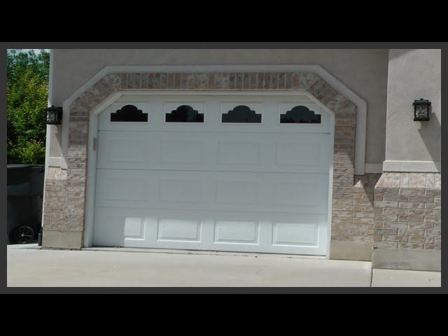 Garage Door Opener Troubleshooting Youtube