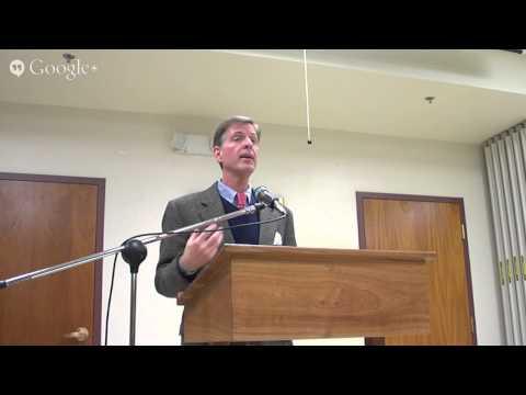 Tim Goeglein at Holy Apostles College and Seminar