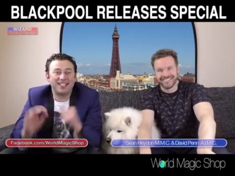 Wizard Product Review - Blackpool Releases