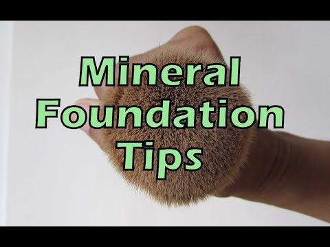 Mineral Makeup 101 for the Mature Face | Tips for Flawless Application | Green Beauty