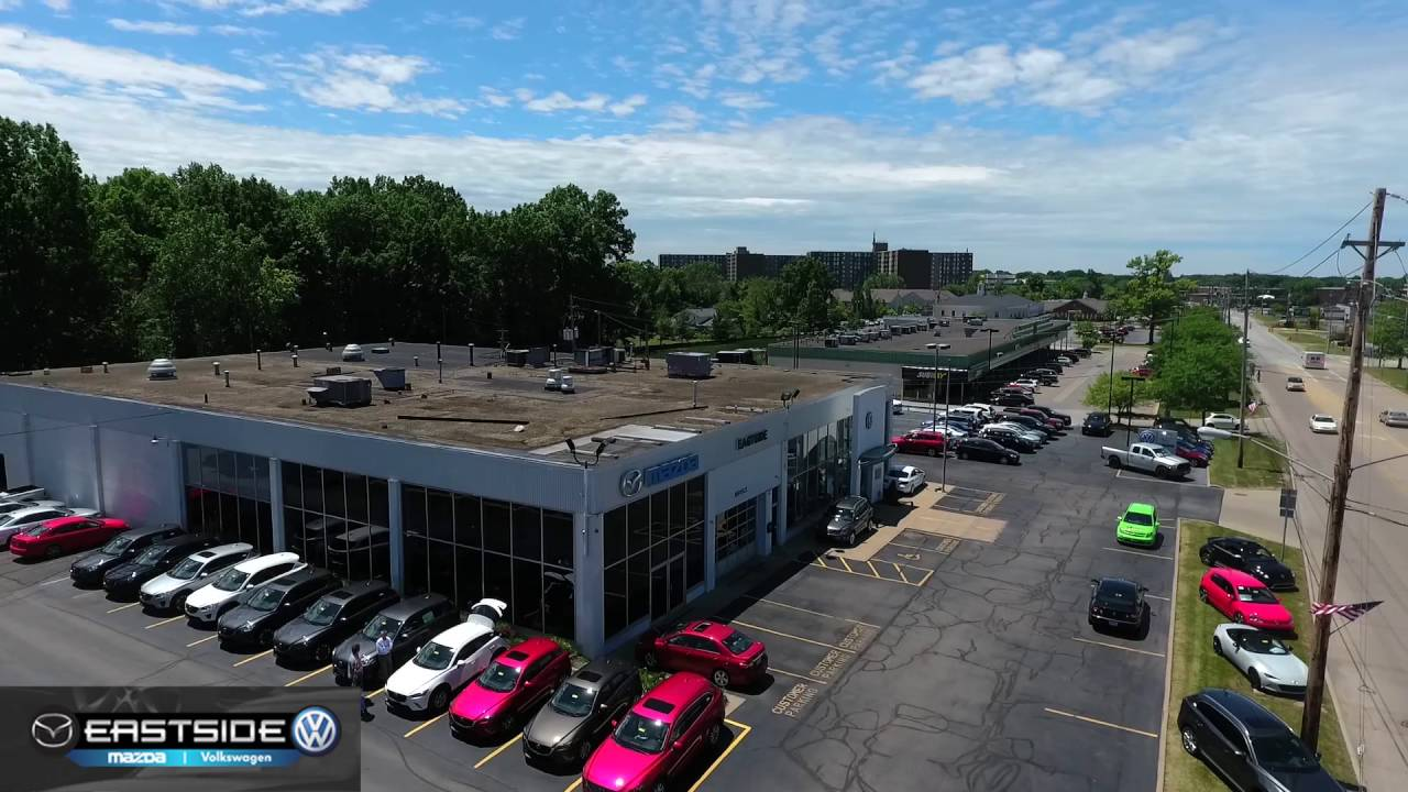 Eastside Mazda Volkswagen in Willoughby Hills Ohio - YouTube