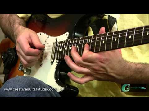 GUITAR STYLES: Country Two Beat - Part Two