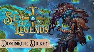 Sea of Legends: An Interview with writer, Dominique Dickey