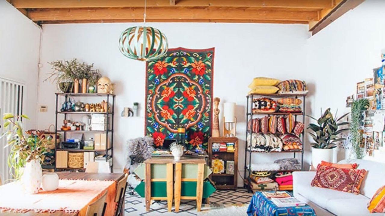 XXL Bohemian Style Oasis, Interior Design 🍍