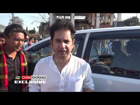 Interview with Maharaja Pradyot at Amarpur Program