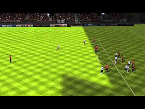 FIFA 14 Android - MeKong 09 Fc VS Liverpool