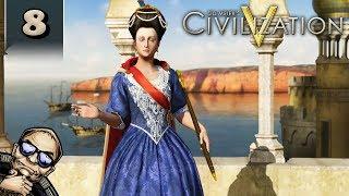 Civilization 5 - Portugal Archipelago - Part 8
