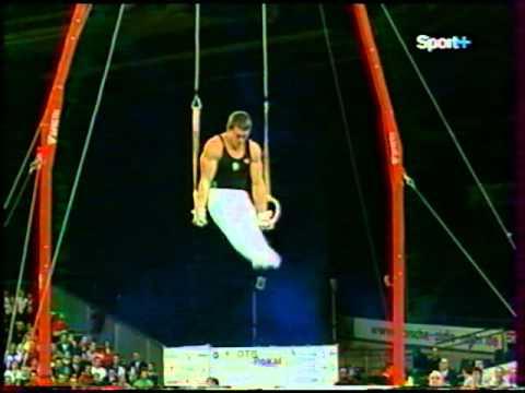 Dmitry SAVITSKY (BLR) rings - 2004 DTB Cup semi final