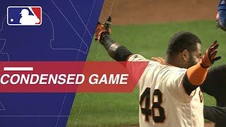 Condensed Game: CHC@SF - 7/9/18