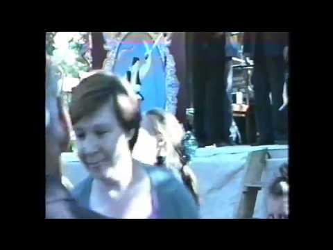 Сабантуй в Буинске. 1993 год.