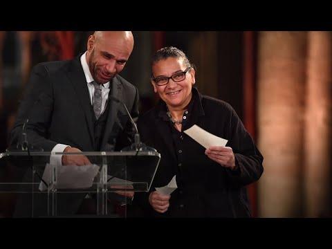 Lubaina Himid makes history with Turner award win