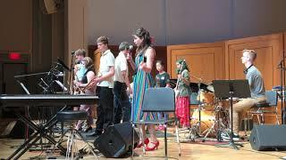 UNC Summer Jazz Workshop 2019
