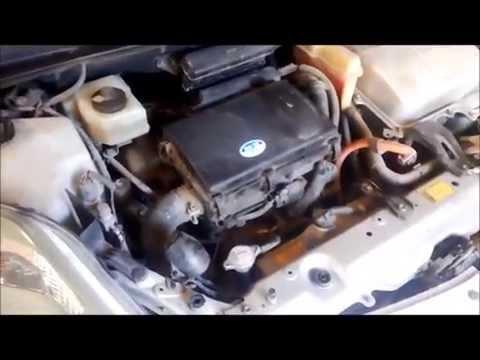 тойота приус 30 заменить масло самому в двигателя Glissade Молодая