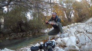 Trofe Alabalık avı 14 Kasım 2018 Uzun Metraj belgesel film fragmanı(GoPro-Baitcasting çılgın ikili)
