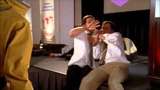 Chuck S02E06 | Chuck and Casey Kiss [Full HD]