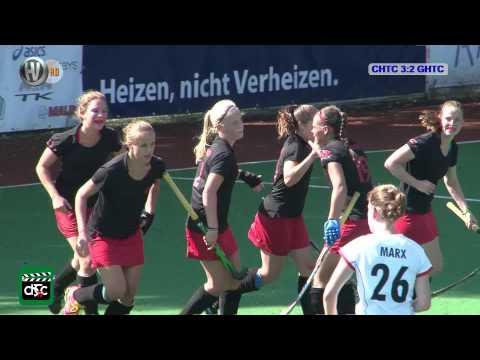 Regionalliga West Feld Damen CHTC:GHTC 4:2 30.08.2015
