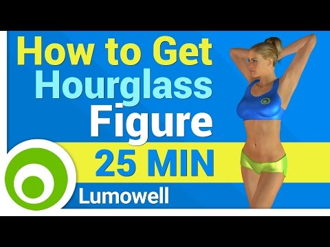 How To Get An Hourglass Figure Curvy Body Workout