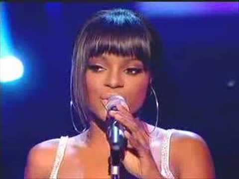 Sugababes - Too Lost In You (Amelle and Mutya Mix live)