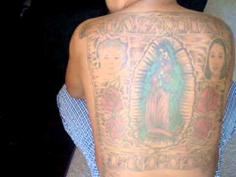 Tatuajes De La Virgen Doovi