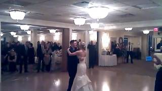 Bride's First Dance
