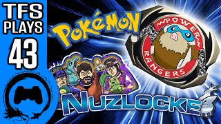Pokemon Silver NUZLOCKE Part 43 - TFS Plays - TFS Gaming