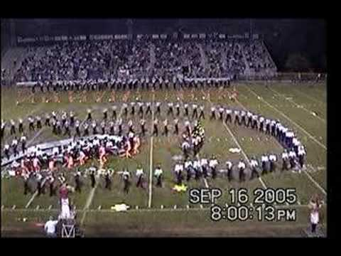 Marching Band Accident