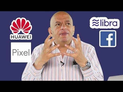 Pixel 4, dinero virtual de Facebook, Huawei y ciudades más infieles de México  - TAG 352