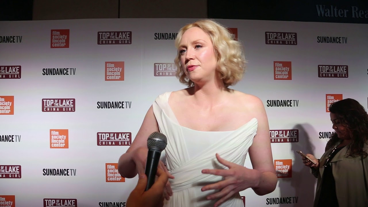 Gwendoline Christie on Her Chemistry with Elisabeth Moss in 'Top of the Lake: China Girl'