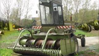 Fortschritt Schwadmäher DDR-Landmaschin...