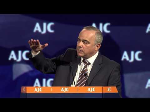 AJC Global Forum: Israeli Minister Yuval Steinitz