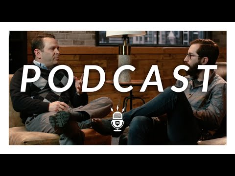 """The Naked Gospel Podcast: """"The Talk"""" Discussion About Raising Sons With Kent Evans"""